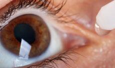 Закапывать глаз каплями искусственная слеза