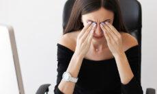 слезятся глаза при синдроме сухого глаза